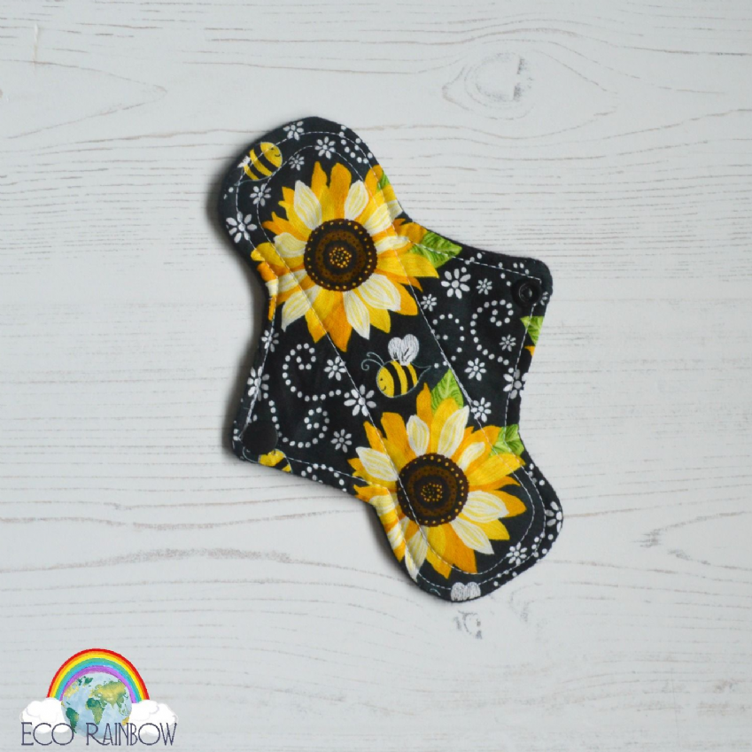 "7"" Mini Cotton Sunflower"